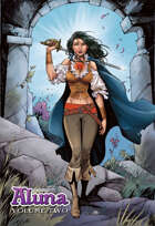 The World of Aluna: Trade Paperback Volume 2
