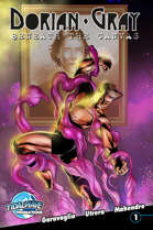 Dorian Gray: Beneath the Canvas #1