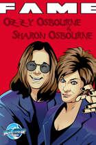 FAME Ozzy Osbourne and Sharon Osbourne