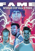 FAME: World Cup All-Stars: David Bekham, Lionel Messi, Cristiano Ronaldo and Diego Maradona