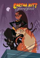 Eartha Kitt: Femme Fatale: Graphic Novel Edition Eartha Kitt: Femme Fatale #1
