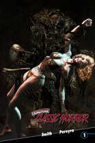 TidalWave Classic Horror Comics #1
