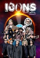Icons of Rock 5: Jerry Garcia, Guns N' Roses, Bon Jovi and Kurt Cobain