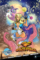 Space Force: Stormy Daniels #4