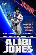 The Adventures of Alibi Jones #1 - Expanded