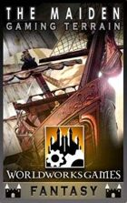 WorldWorksGames / SeaWorks: Maiden of the High Seas