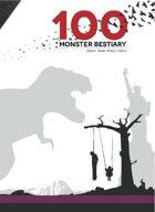 100 Monster Bestiary  (2nd Ed.)