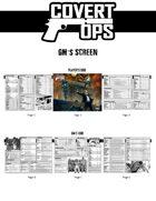 Covert Ops - GMs Screen Print & Play