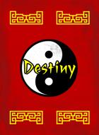 Art of Wuxia: Destiny Deck