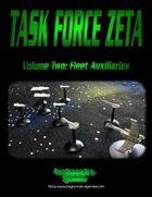 Task Force Zeta Vol. 2: Fleet Auxiliaries