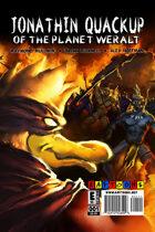 Jonathin Quackup of the Planet Weralt #1
