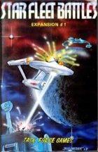 Star Fleet Battles Designer's Edition, Expansion #1