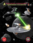 Federation Commander Reference Rulebook