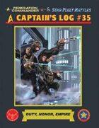 Captain's Log #35