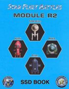 Star Fleet Battles: Module R2 SSD Book 2012 (B&W)