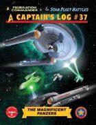 Captain's Log #37
