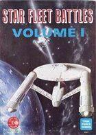 Star Fleet Battles Commander's Edition Volume I Revision 1
