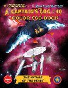 Captain's Log #40 Color SSDs