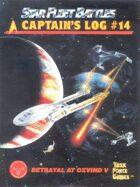 Captain's Log #14