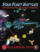 Star Fleet Battles: Advanced Missions Rulebook