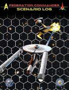 Federation Commander Scenario Log