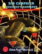 Star Fleet Battles: Campaign Designer's Handbook
