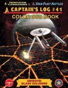 Captain's Log #41 Color SSDs