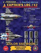 Captain's Log #42 Color SSDs