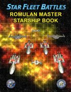 Star Fleet Battles: Romulan Master Starship Book