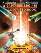 Captain's Log #45 Color SSDs