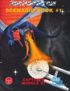 Star Fleet Battles: Module S1 - Scenario Book #1