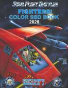 Star Fleet Battles: Module J - Fighters! SSD Book (Color) 2020