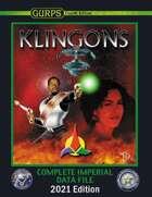 GURPS Klingons 2021