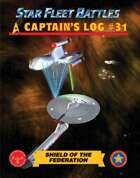 Captain's Log #31