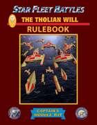 Star Fleet Battles: Module R4T - The Tholian Will Rulebook