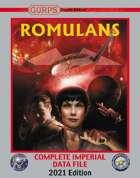 GURPS Romulans 2021