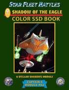 Star Fleet Battles: Module R4J - Shadow of the Eagle SSD Book (Color)