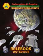 Federation & Empire: Combined Operations 2021 Rulebook