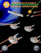 Federation & Empire: Tactical Operations Rulebook