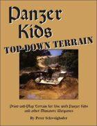 Panzer Kids Top-Down Terrain