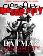 Metro City Comics #2