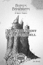 Moonless Night Over Grimdell