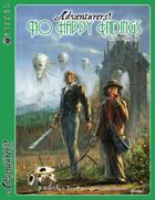 No Happy Endings Adventurers! edition