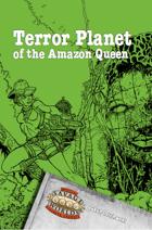 Terror Planet of the Amazon Queen