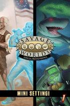 Savage Worlds Edycja Przygodowa: Minisettingi 1