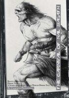 Beasts & Barbarians Heroic Tale #2: The Carnival of Nal Sagath