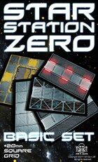 Star Station Zero: Basic Set