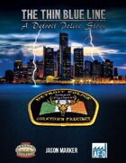 The Thin Blue Line - A Detroit Police Story