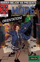 Hope Prep #0 Orientation (ICONS)