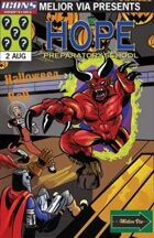 Hope Prep #2 Halloween Ball (ICONS)